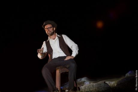 Garibaldi musica: Centro teatrale bresciano - Il secondo figlio di Dio