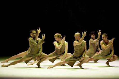 Garibaldi Danza: Compagnia Zappalà Danza - INSTRUMENT 1