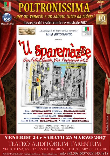 'U sparemazze - Cav. Felice Guasto, Vico Pontescuro int. b
