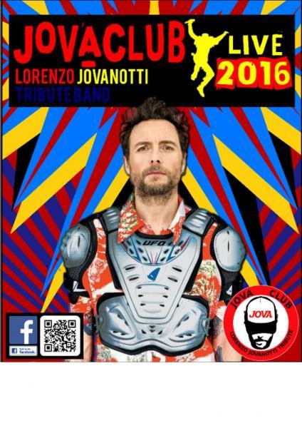 Jova Club Jovanotti Tribute al Santo Graal Trani