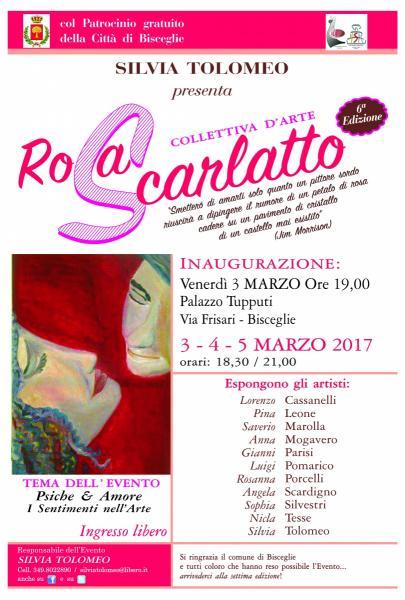 Rosa Scarlatto