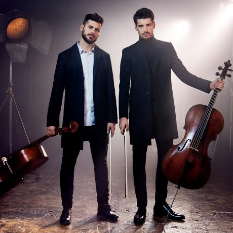 Sold Out per la data italiana dei 2Cellos a Milano