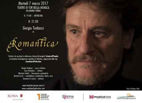 """Giorgio Tirabassi in """"Romantica"""""""