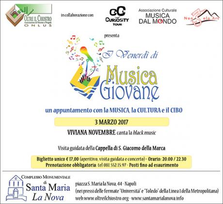 I Venerdì di Musica Giovane
