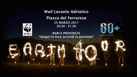L'Earth Hour del Wwf Levante Adriatico