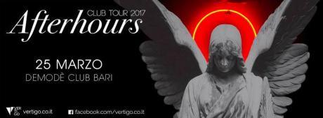 "AFTERHOURS: il tour nei club di ""Folfiri o Folfox"""