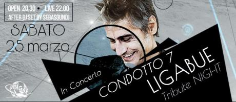 Concerto Condotto7 LIGABUE Tribute band