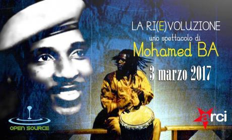 La Ri(e)voluzione di Mohamed Ba