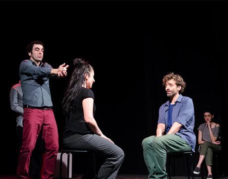 Harold - spettacolo di Improvvisazione Teatrale