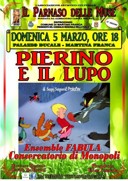 Opera Pierino e il Lupo