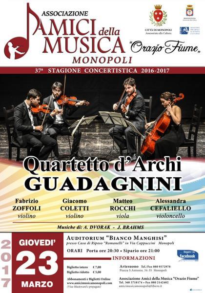 "Quartetto d'archi ""Guadagnini"""