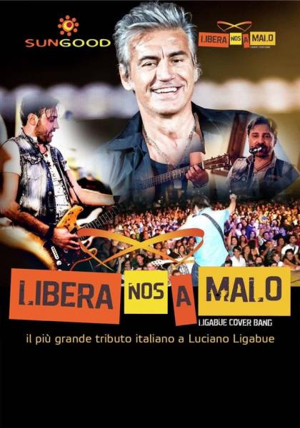 Libera Nos a Malo at XXL Music Pub // Venerdì 31 Marzo 2017