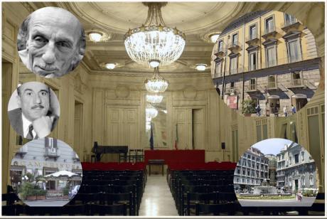 Visite guidate marzo 2017 25/3/2017 CIRCOLO DEGLI ARTISTI E I LUOGHI NATIVI DEI FRATELLI DE FILIPPO