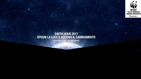 Toritto per EARTH HOUR