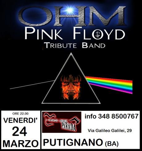 Ohm Pink Floyd live - Putignano (ba) - Parada Pub