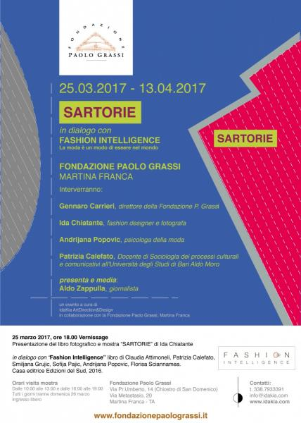 SARTORIE dialoga con Fashion Intelligence