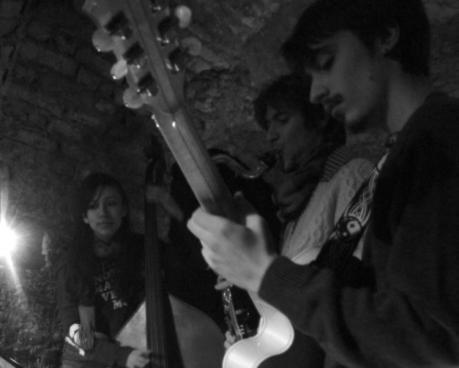 Springtime Jazz Festival - Tri(o)ttico