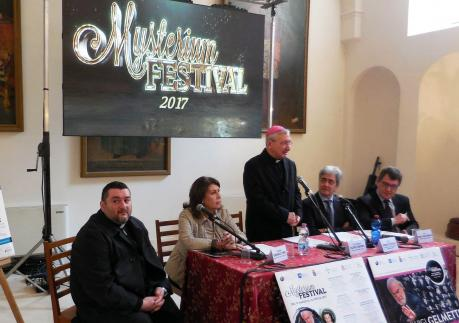 "Mysterium Festival 2017 - ""Missa in tempore belli"" /  ""Exultate Jubilate"""