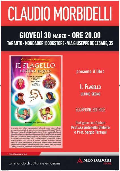Incontro con l'autore Claudio Morbidelli