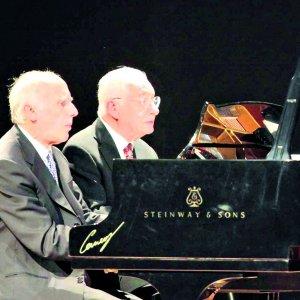"""Bruno Canino e Antonio Ballista: """"Omaggio a Diaghilev"""""""