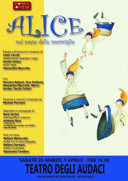 """""""Alice"""", ovvero un salto nel paese delle meraviglie"""