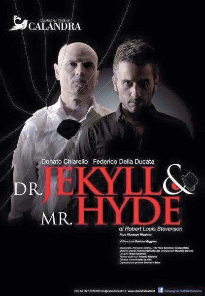 Dr Jekyll & Mr Hyde di Stevenson
