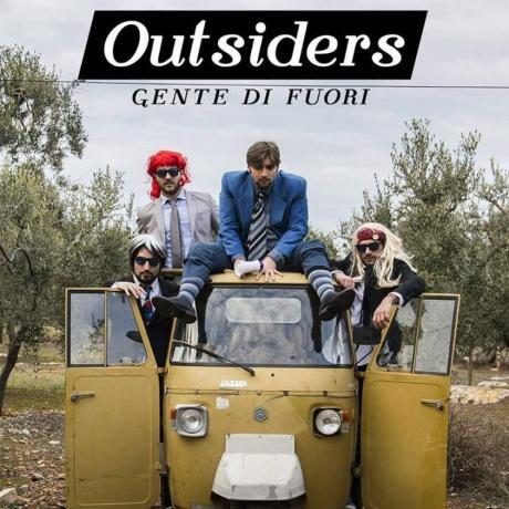 """""""TEATRO E MUSICA"""" in  OUTSIDERS 4 - Domenica 26 Marzo ore 21, 30"""