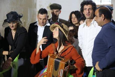 Anna Cinzia Villani: anteprima del nuovo album a Lu Mbroia
