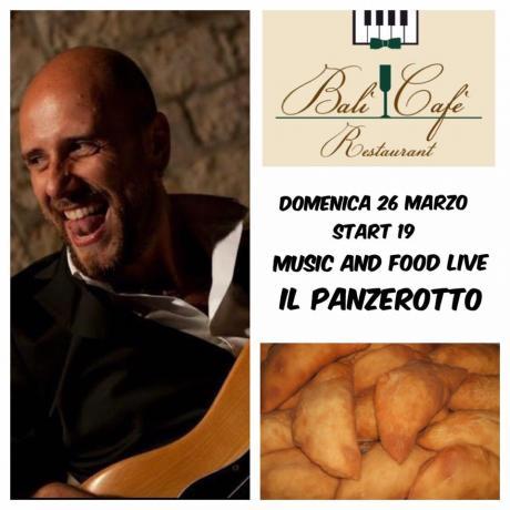 Food and music live al Balì Cafè