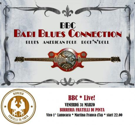 Live: Bari Blues Connection