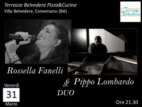 Rossella Fanelli & Pippo Lombardo Duo