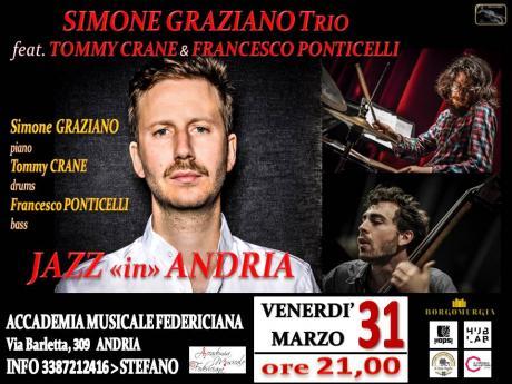 Simone Graziano Trio