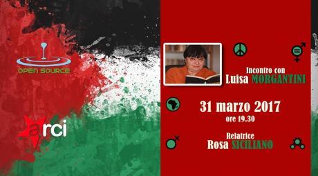 La Palestina oggi - Incontro con Luisa Morgantini