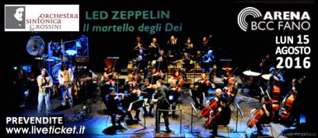 Led Zeppelin: il martello degli dei