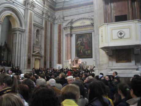 Omaggio, alla Madonna di Sovereto