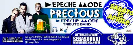 Concerto DE PECHE MODE Precious Party