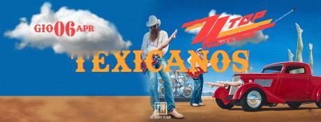 TEXICANOS LIVE at FIX IT Live - BARI