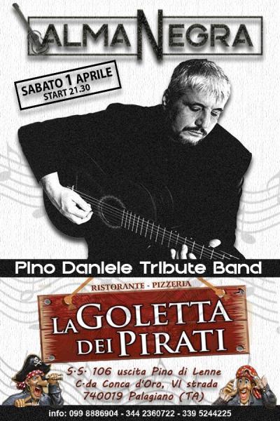 ALMANEGRA Pino Daniele Tribute Band