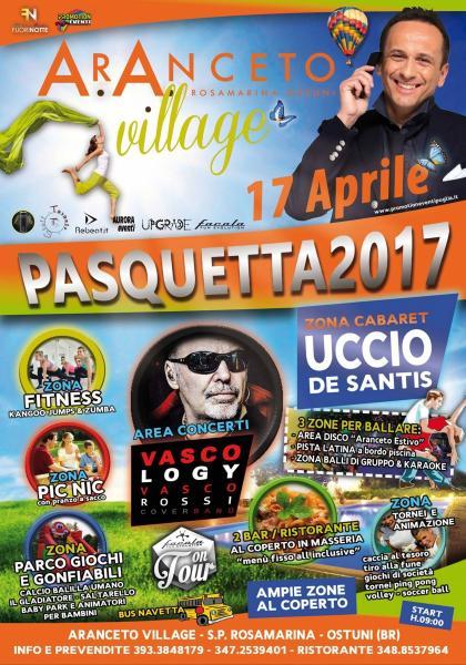 Pasquetta 2017 Aranceto Club seconda edizione