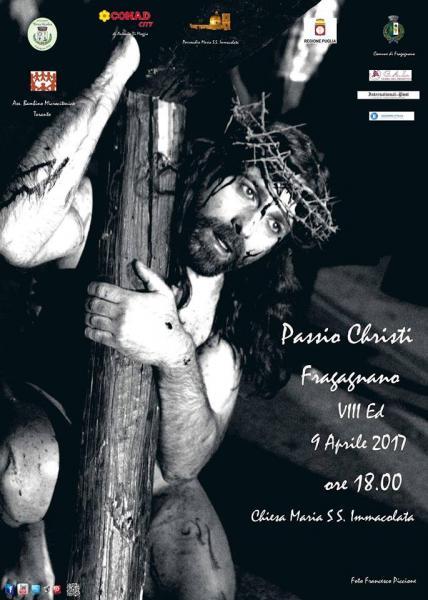 Passio Christi Freganianum VIII ed. 2017