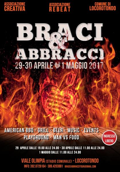 Braci & Abbracci - BBQ and More