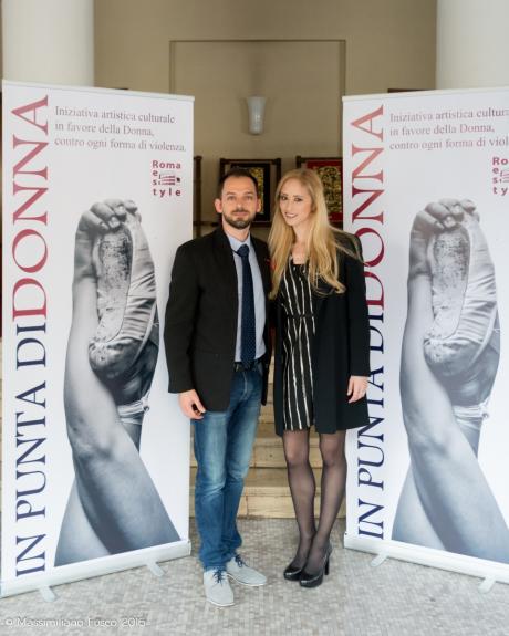 Roma Restyle presenta  la rassegna artistica IN PUNTA DI DONNA  tra sociale e creatività