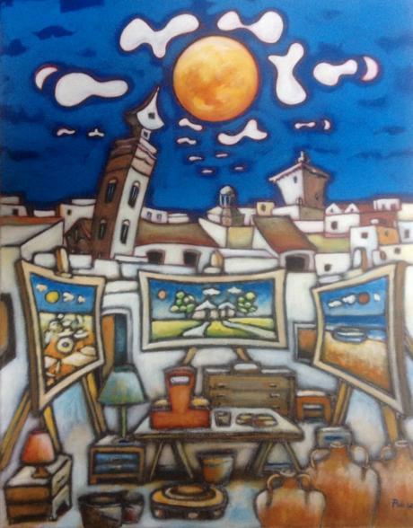 MERCATO DELL'ANTIQUARIATO  E DEL COLLEZIONISMO  - «La Via degli Artisti»