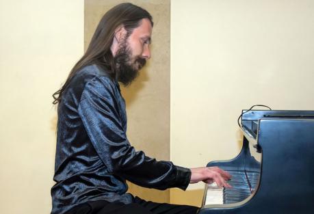 Piano recital di Feodor Amirov