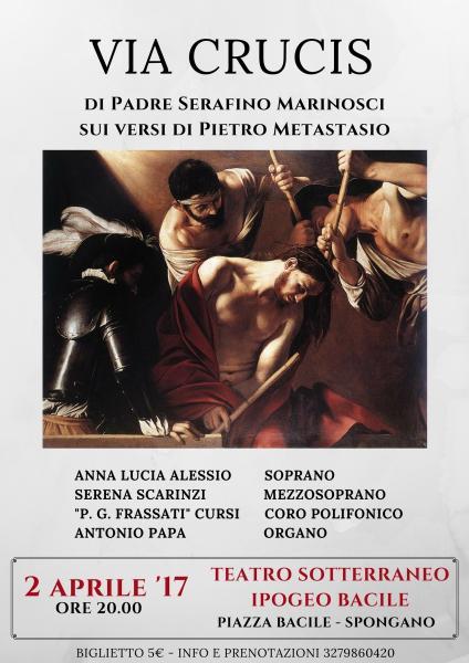 VIA CRUCIS di Padre Serafino Marinosci