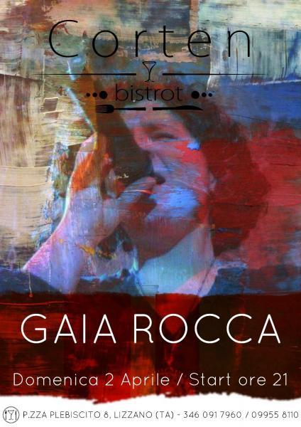Gaia Rocca - Blues & More at Corten Bistrot