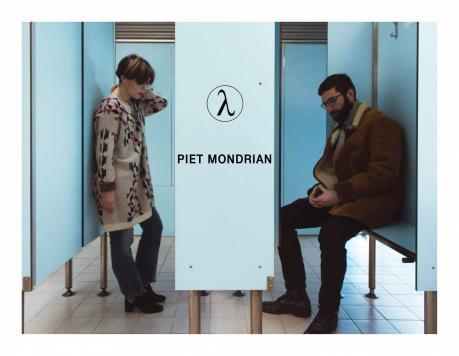 Piet Mondrian live