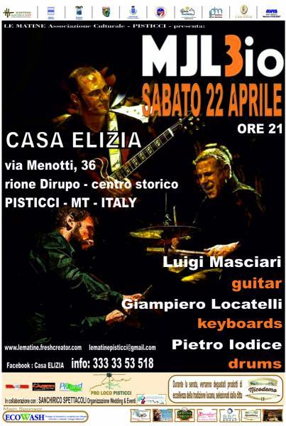 MJL3io - Pietro IODICE - Giampiero LOCATELLI - Luigi MASCIARI