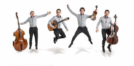 Stagioni Agìmus 2017 (seconda parte) - Patagonien Quartett