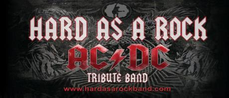 Hard As A Rock - AC/DC Italian Tribute Band at XXL Music Pub
